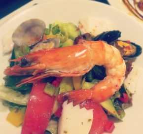 From Prawns toPineapples